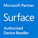 Logo Partner Microsoft Surface